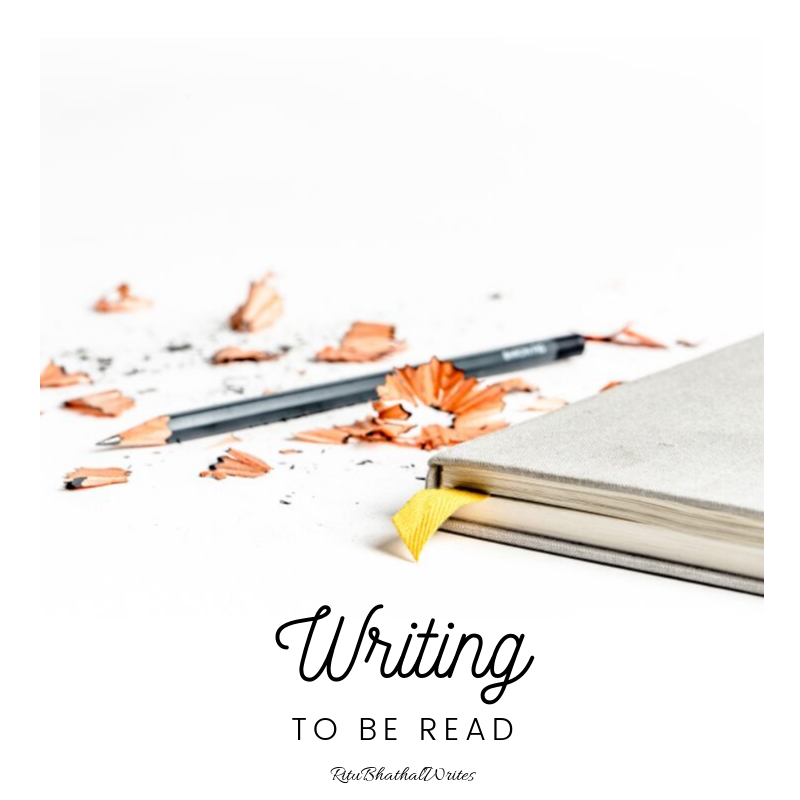 Writing To Be Read